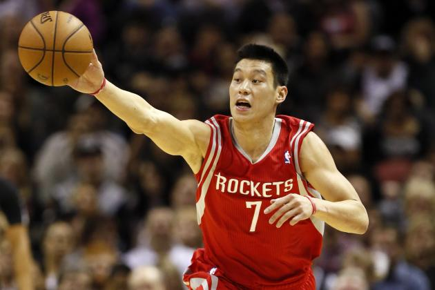 Houston Rockets Must Target Players Who Can Run and Gun with Jeremy Lin