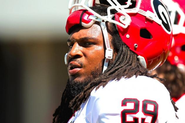 Jarvis Jones Breaks Georgia's All-Time Sack Record in Bowl Clash with Nebraska