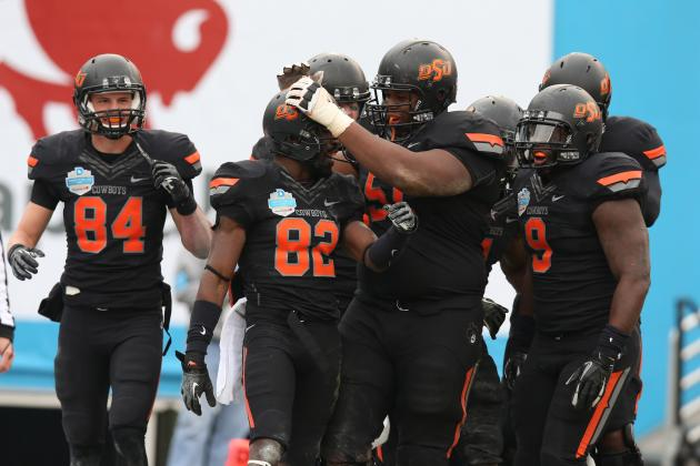 Heart of Dallas Bowl 2013: Purdue vs. Oklahoma State Live Scores and Analysis