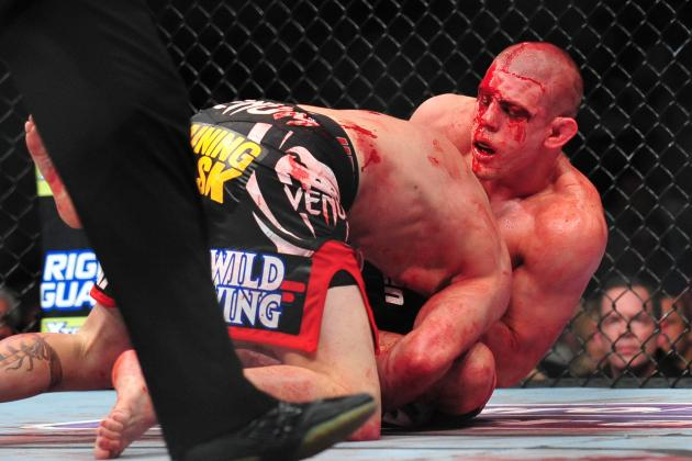 UFC 155 Results: Jim Miller vs. Joe Lauzon Full Fight Technical Breakdown