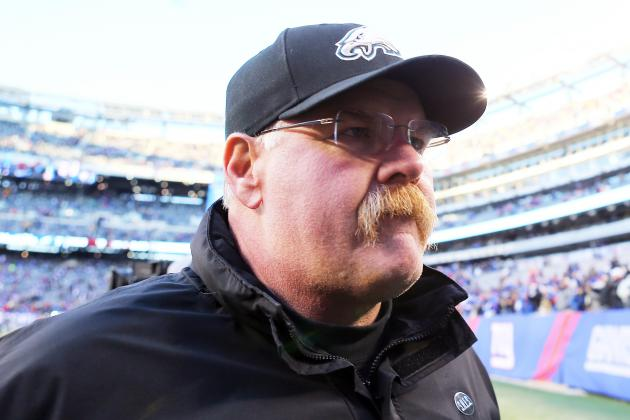 "Report: Cardinals ""Very Close"" to Hiring Andy Reid as Head Coach"