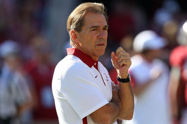 Nick Saban Would Be Foolish to Leave Alabama for Cleveland Browns