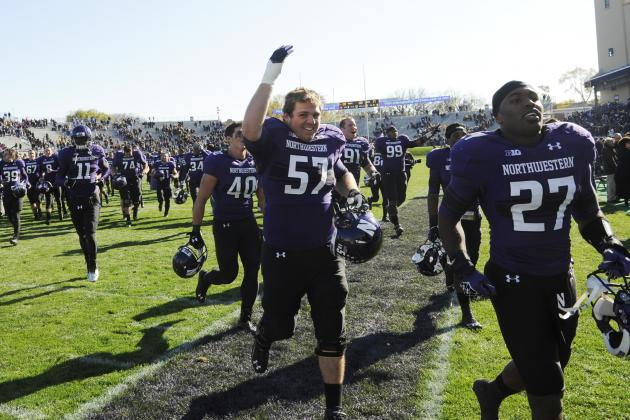 Gator Bowl 2013: Grading Best and Worst Performances from Northwestern Victory
