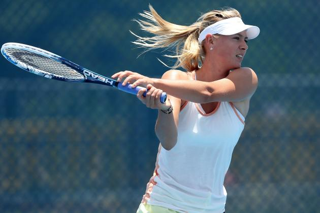 Maria Sharapova: Tennis Star Wise to Rest Before Australian Open