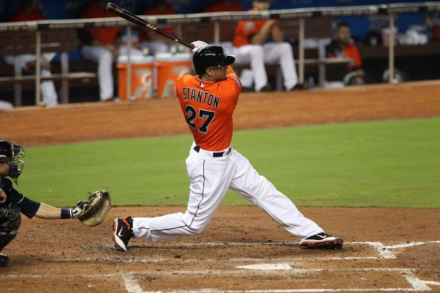 MLB Trade Rumors: Mariners Contact Marlins about Giancarlo Stanton