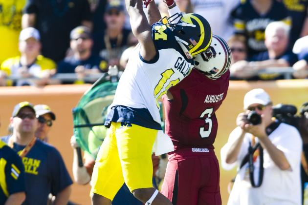 Instant Analysis: S. Carolina 33, Michigan 28