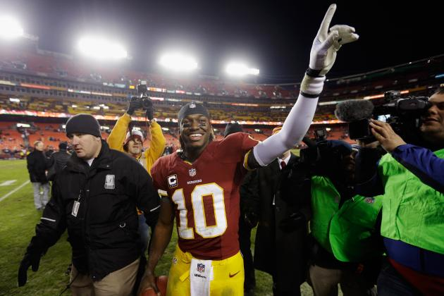 NFC Wild Card Game: RGIII and Russell Wilson in Biggest Game of Their Careers