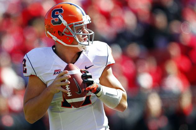 2013 NFL Draft: Full Scouting Report for Ryan Nassib