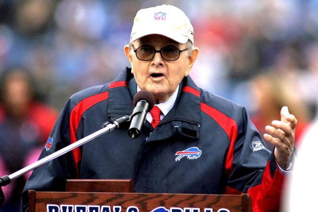 Ralph Wilson Cedes Control of Buffalo Bills to Team CEO Russ Brandon