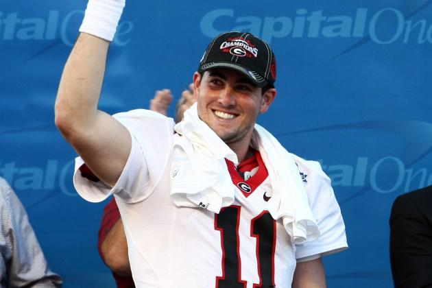 Georgia vs. Nebraska: Aaron Murray Finally Gets Signature W in Capital One Bowl