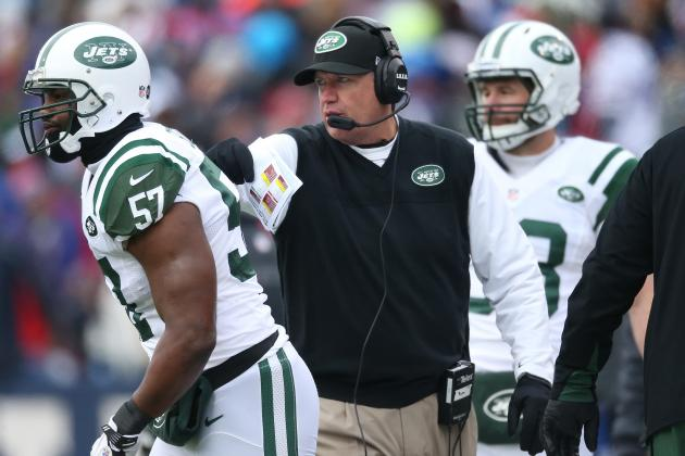 New York Jets' Offseason Priorities at Positions Other Than Quarterback