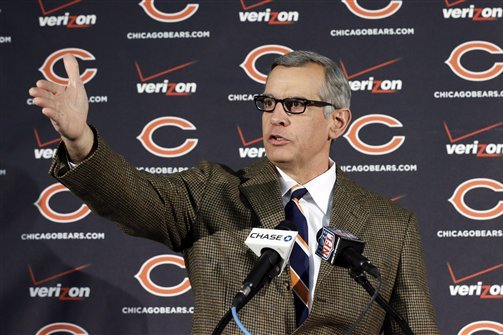 Phil Emery's target date for Bears' new coach: Jan. 18 - Inside the Bears