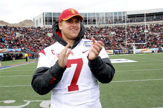 Matt Barkley Signs with CAA Sports Agency