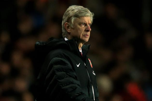 Not Good Enough! Angry Wenger Blasts His Arsenal Players