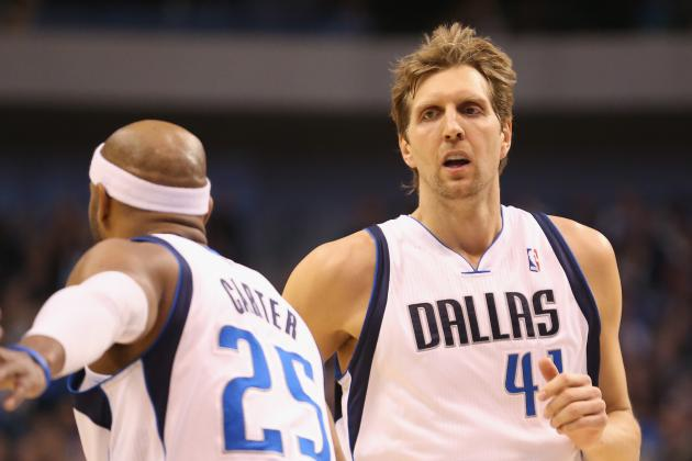 NBA Gamecast: Mavs vs. Wizards