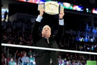 Paul Heyman Is the Greatest WWE Manager of All Time
