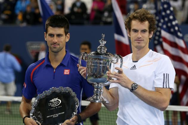 Novak Djokovic and Andy Murray: Will They Clean Up in 2013?