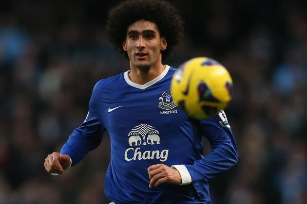 Latest Fellaini Comments Highlight Everton's Progress