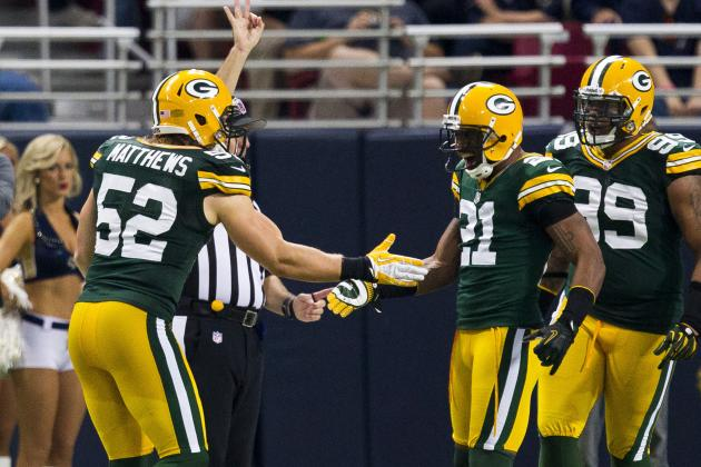 McCarthy Says Woodson Cleared to Play