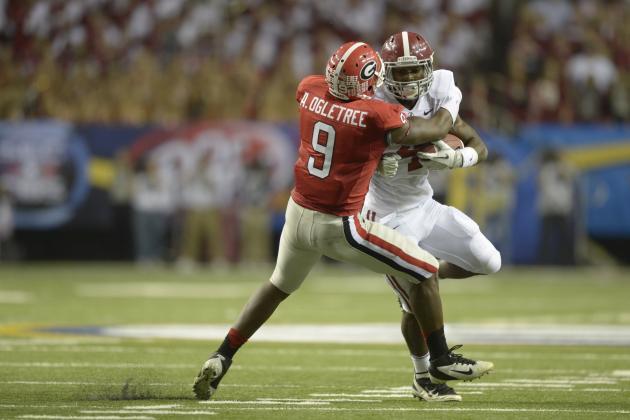 Alec Ogletree Declares for NFL Draft