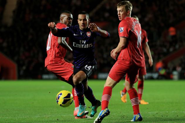 Arsenal News: Arsene Wenger Rues Lack of Creativity vs. Southampton