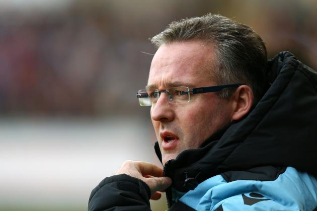 Paul Lambert Praises His Young Villa Side for Stopping the Rot