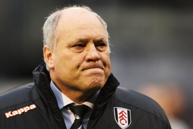 Jol Delighted Fulham Were Not Floored by New Year's Eve Fireworks