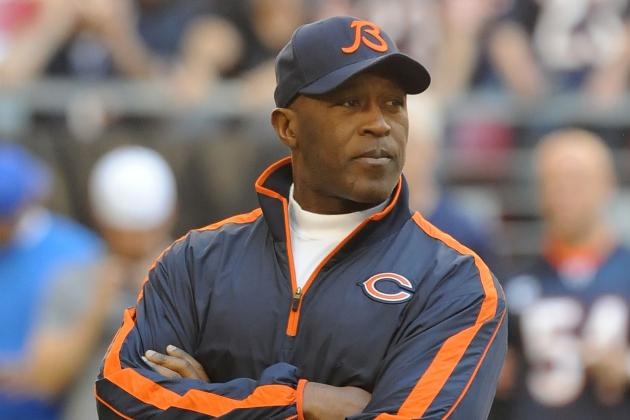Bears Firing Lovie Smith Isn't Stupid, but Ditka Is Right to Be Concerned