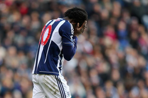Abject Albion Start New Year with a Whimper