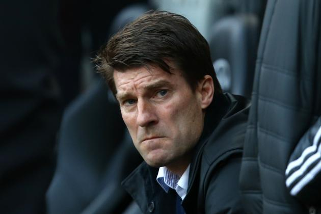 Michael Laudrup Rues Missed Chances in Draw with Aston Villa