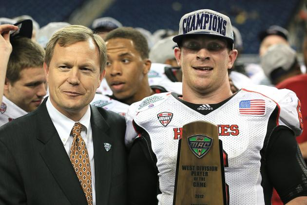 Orange Bowl Rep Reportedly Tells Northern Illinois It Doesn't Deserve BCS Bid