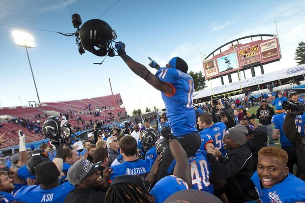 Big East Tried to Keep Boise State, Couldn't Reach Deal