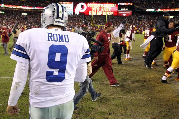Jason Garrett: Romo 'a Big Part' of Our Future