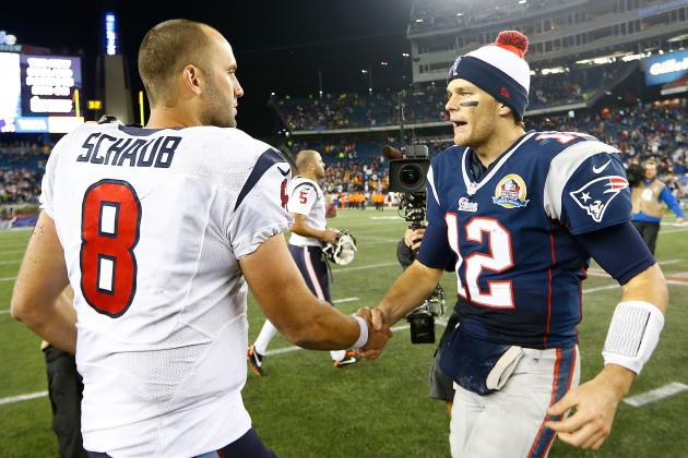 NFL Playoff Bracket 2013: Matchups Each Team with a 1st-Round Bye Is Hoping for