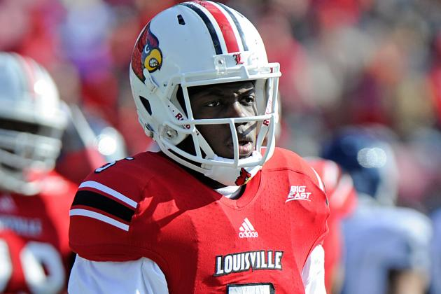 Louisville Football: Teddy Bridgewater Will Be Limited by Florida in Sugar Bowl