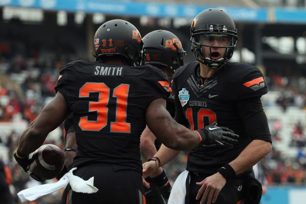 Oklahoma State Football: Cowboys End Season on High Note vs. Purdue