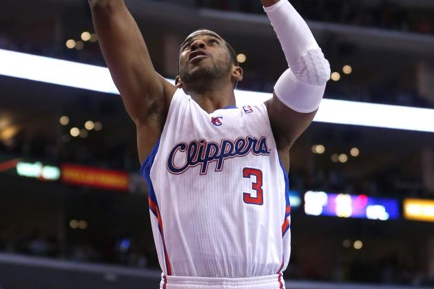 NBA Gamecast: Clippers vs. Nuggets