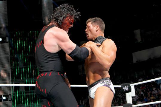 Cody Rhodes and Kane Could Have a Great Feud