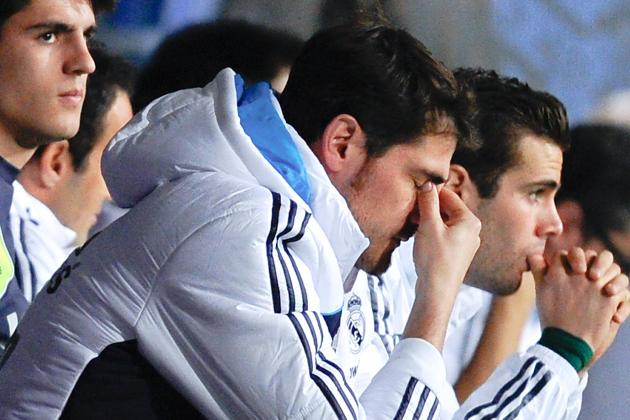Casillas Vows to Regain Madrid Place
