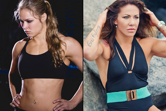 Rousey vs. Cyborg: Dana White Says Dolce Diet Can Get Cyborg to 135