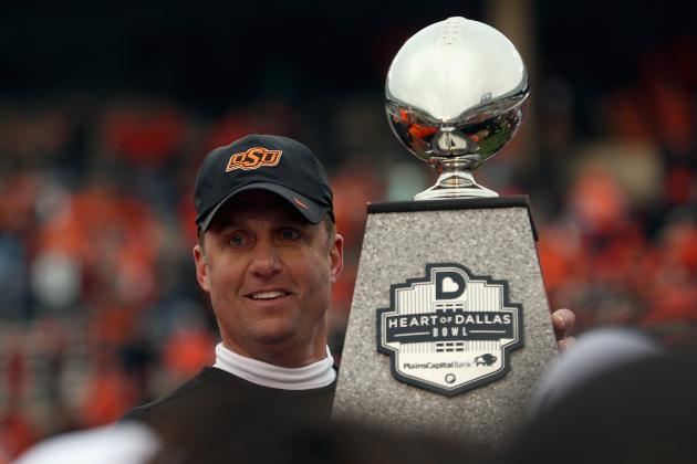 Heart of Dallas Bowl 2013: Biggest Takeaways from Oklahoma State's Blowout Win
