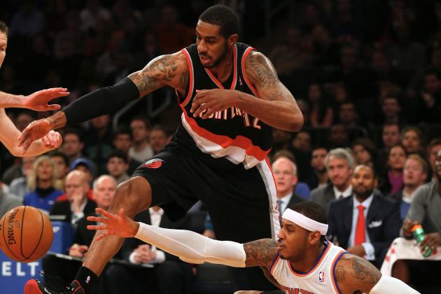 Rapid Reaction: Blazers Hold off Knicks, Win 105-100