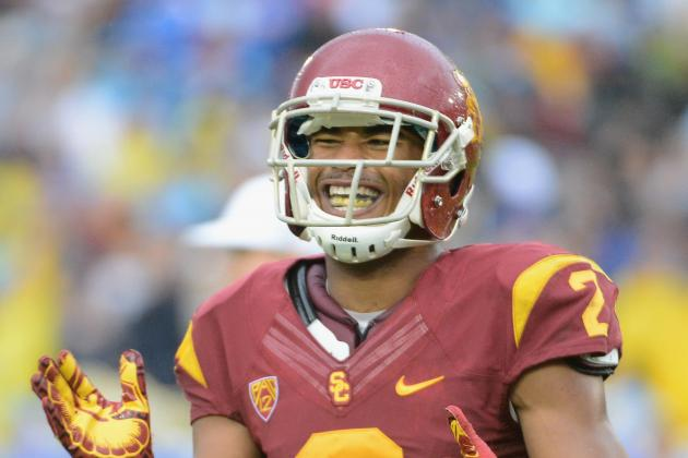 USC Football: Robert Woods Declares for the NFL Draft, Twitter Firestorm Ensues