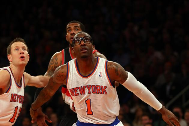 Twitter Breaks Down Amar'e Stoudemire's Shaky Return to the Knicks