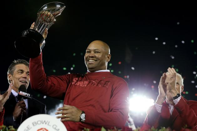Stanford Football: David Shaw Was Clearly the Right Man to Succeed Jim Harbaugh