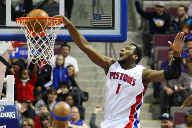 Pistons' Bench Steps Up Again