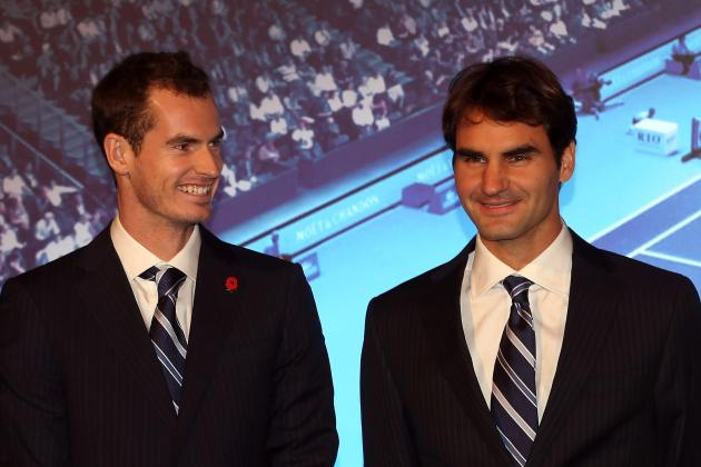 Can Andy Murray Beat Roger Federer When It Counts?