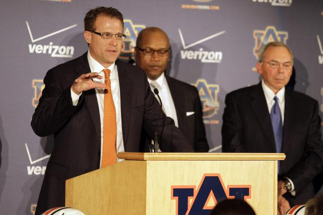Auburn Football: Grading Gus Malzahn's Defensive Staff Hires