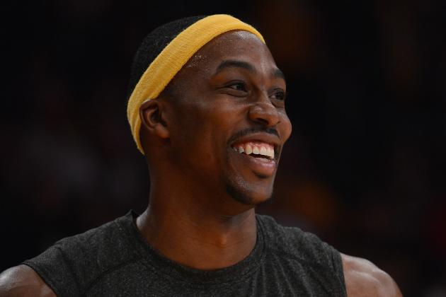 Dwight Howard Takes a Half-Step Back and Improves His Free Throws