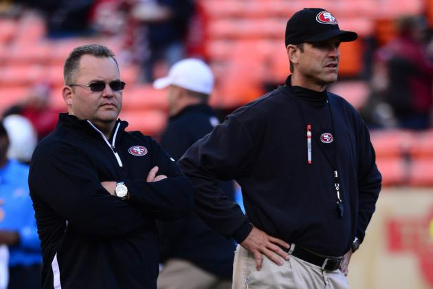 Harbaugh, 49ers Will Have Hard Time Keeping Assistant Coaches
